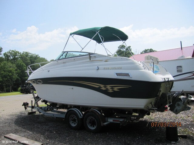 1999 Crownline 268CR - Photo #3