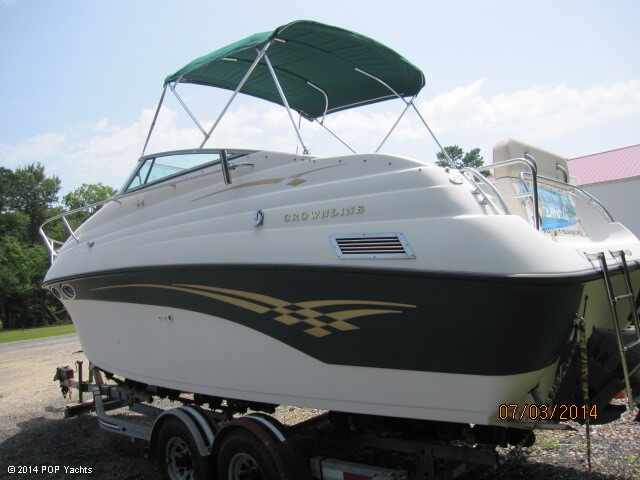 1999 Crownline 268CR - Photo #4