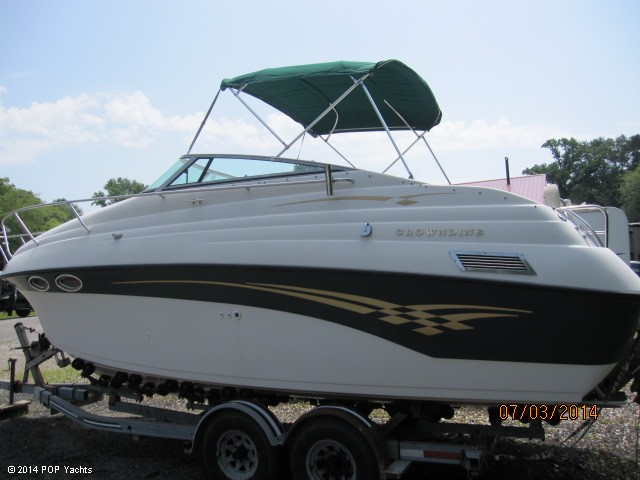 1999 Crownline 268CR - Photo #5