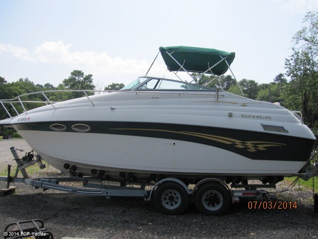 1999 Crownline 268CR - Photo #14