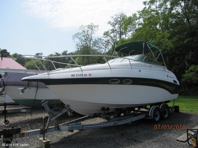 1999 Crownline 268CR - Photo #16