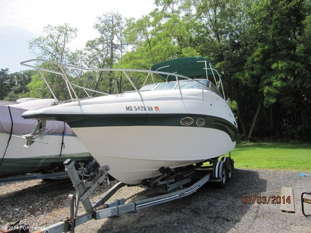 1999 Crownline 268CR - Photo #17