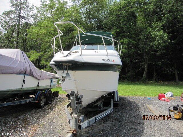1999 Crownline 268CR - Photo #18