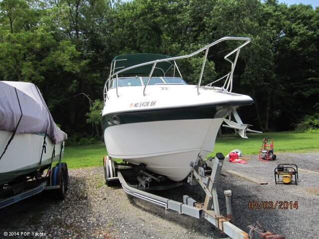 1999 Crownline 268CR - Photo #19