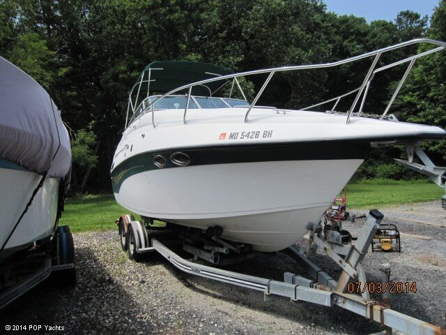 1999 Crownline 268CR - Photo #21