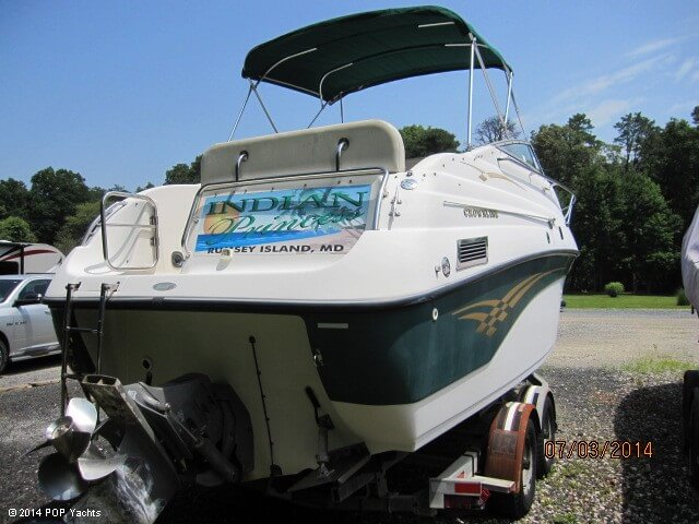 1999 Crownline 268CR - Photo #37