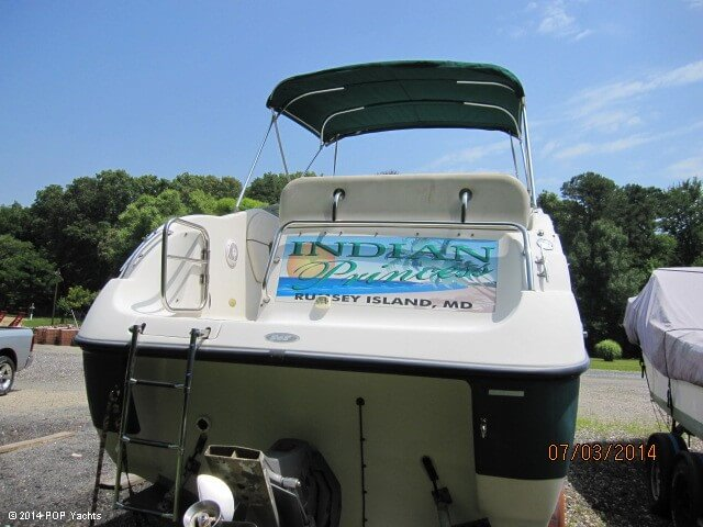 1999 Crownline 268CR - Photo #38