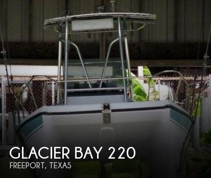 1995 GLACIER BAY 220 for sale