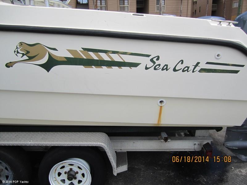 1997 Sea Cat 21 - Photo #22