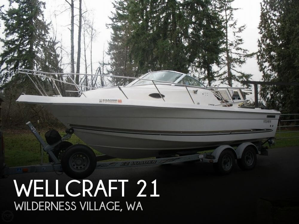 Used Wellcraft 21 Boats For Sale by owner | 2004 Wellcraft 21