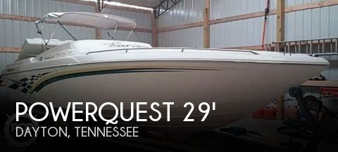 Used Powerquest Boats For Sale by owner | 1999 Powerquest 29