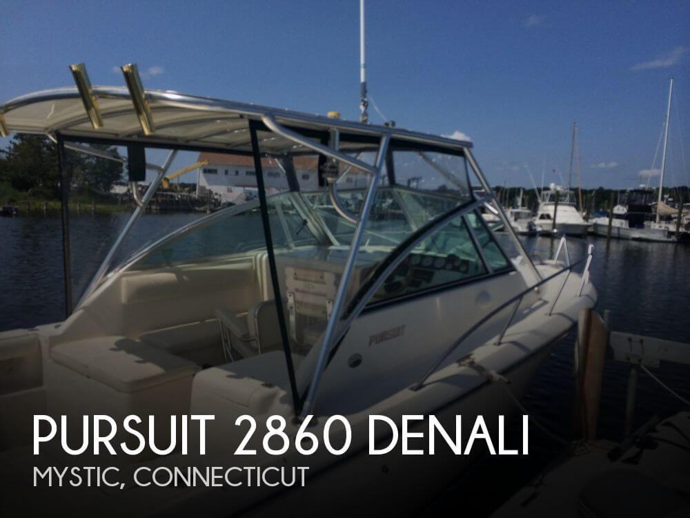 1997 PURSUIT 2860 DENALI for sale