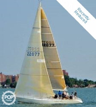 1978 Sparkman & Stephens 46 Bermuda Sloop - Photo #2