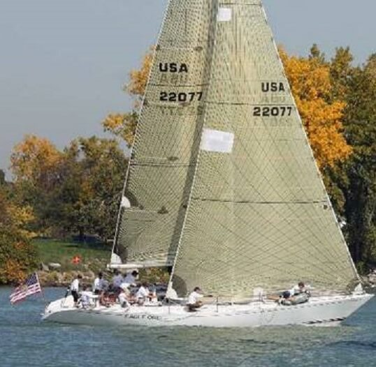 1978 Sparkman & Stephens 46 Bermuda Sloop - Photo #3