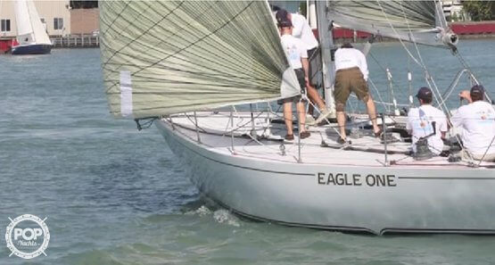1978 Sparkman & Stephens 46 Bermuda Sloop - Photo #4