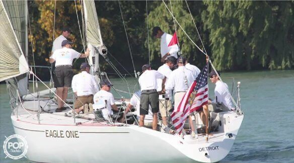 1978 Sparkman & Stephens 46 Bermuda Sloop - Photo #5