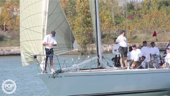 1978 Sparkman & Stephens 46 Bermuda Sloop - Photo #6