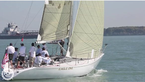 1978 Sparkman & Stephens 46 Bermuda Sloop - Photo #7