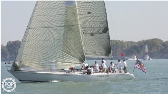 1978 Sparkman & Stephens 46 Bermuda Sloop - Photo #8