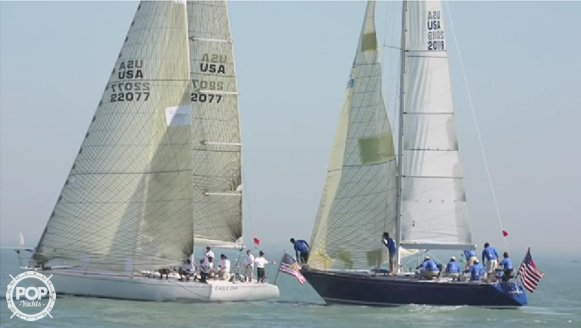 1978 Sparkman & Stephens 46 Bermuda Sloop - Photo #10