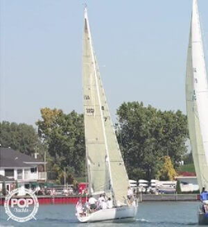 1978 Sparkman & Stephens 46 Bermuda Sloop - Photo #11
