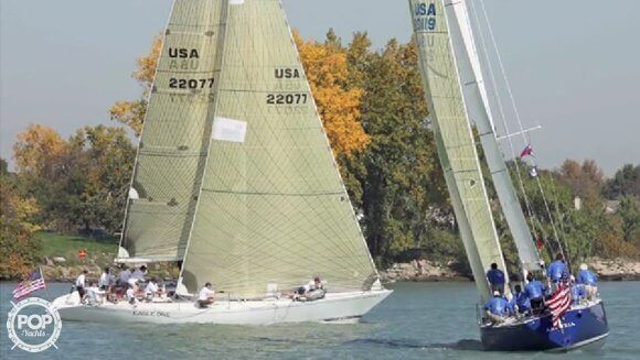 1978 Sparkman & Stephens 46 Bermuda Sloop - Photo #12