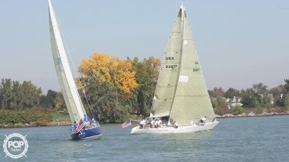 1978 Sparkman & Stephens 46 Bermuda Sloop - Photo #13