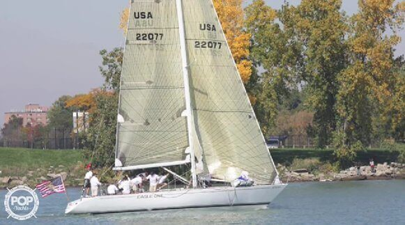 1978 Sparkman & Stephens 46 Bermuda Sloop - Photo #17