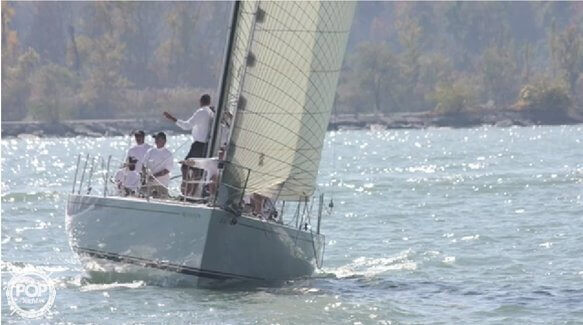 1978 Sparkman & Stephens 46 Bermuda Sloop - Photo #22