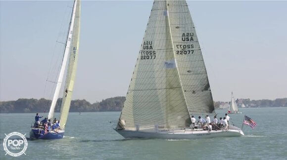 1978 Sparkman & Stephens 46 Bermuda Sloop - Photo #23