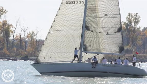 1978 Sparkman & Stephens 46 Bermuda Sloop - Photo #24