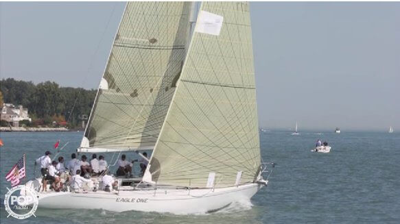 1978 Sparkman & Stephens 46 Bermuda Sloop - Photo #25