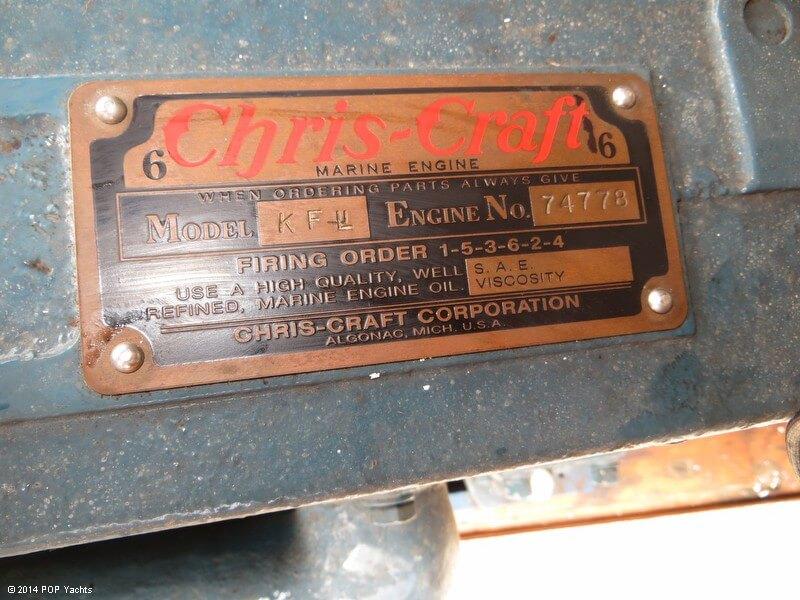 1957 Chris-Craft 17 Sportsman Runabout - Photo #24