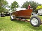 1957 Chris-Craft 17 Sportsman Runabout - #4