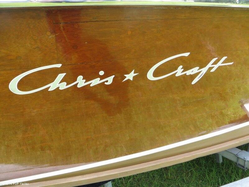 1957 Chris-Craft 17 Sportsman Runabout - Photo #9