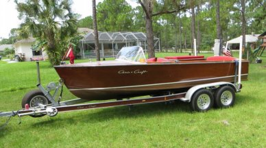 Chris-Craft 17 Sportsman Runabout, 17', for sale - $11,000