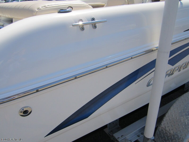 2007 Chaparral 180 Ssi - Low Hours - New Trailer - Excellent Condition
