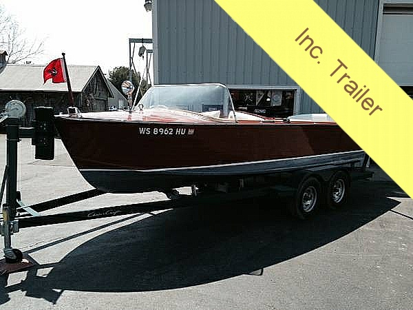 1959 Chris-Craft 20 Sportsman - Photo #3