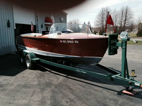 1959 Chris-Craft 20 Sportsman - Photo #4