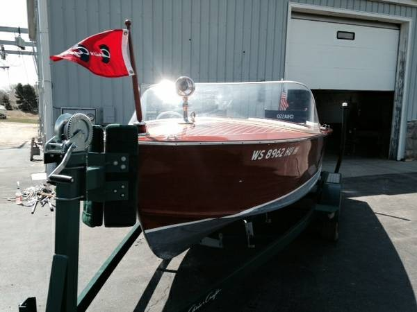1959 Chris-Craft 20 Sportsman - Photo #5