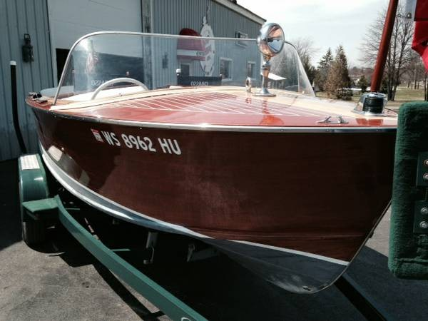 1959 Chris-Craft 20 Sportsman - Photo #6