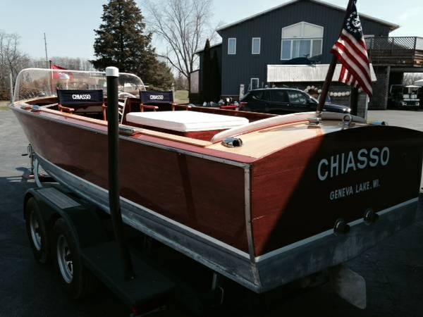 1959 Chris-Craft 20 Sportsman - Photo #7