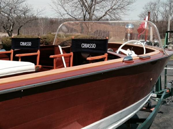 1959 Chris-Craft 20 Sportsman - Photo #9