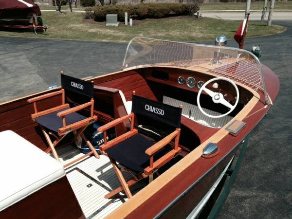 1959 Chris-Craft 20 Sportsman - Photo #10