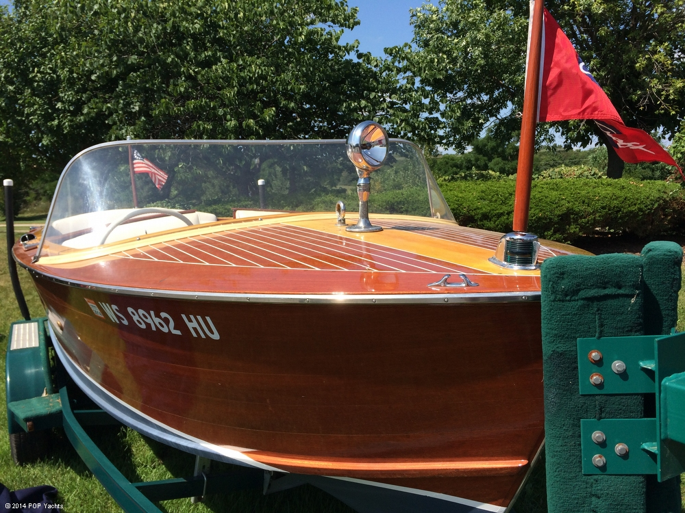 1959 Chris-Craft 20 Sportsman - Photo #16