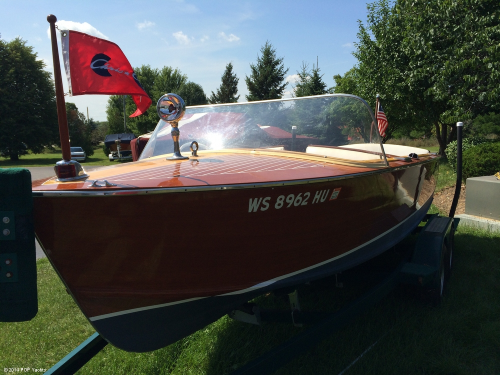 1959 Chris-Craft 20 Sportsman - Photo #17