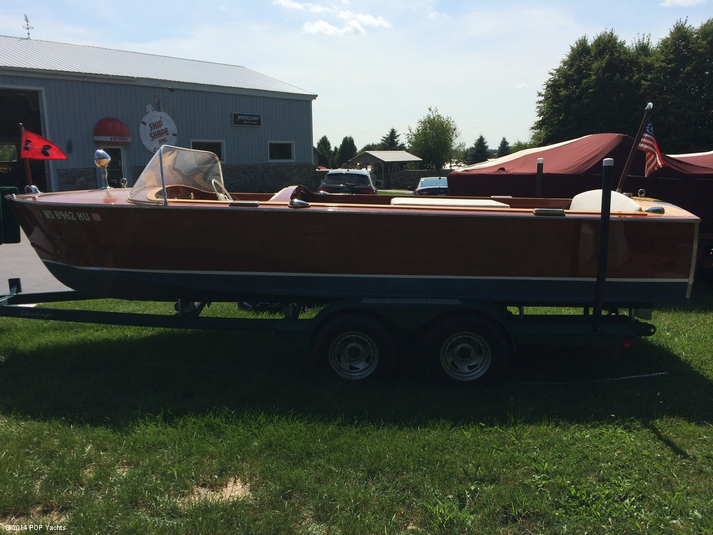 1959 Chris-Craft 20 Sportsman - Photo #2