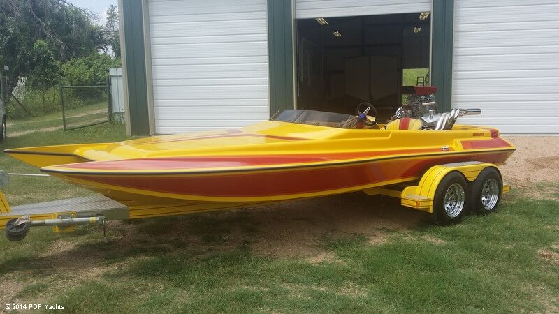 1994 Liberator 21 Drag Boat - Photo #3