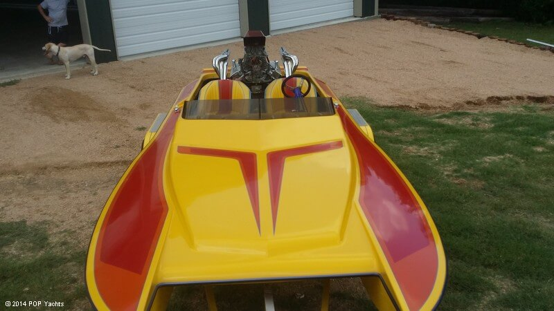 1994 Liberator 21 Drag Boat - Photo #16