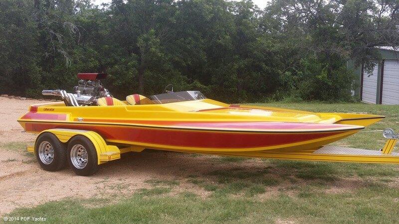 1994 Liberator 21 Drag Boat - Photo #25
